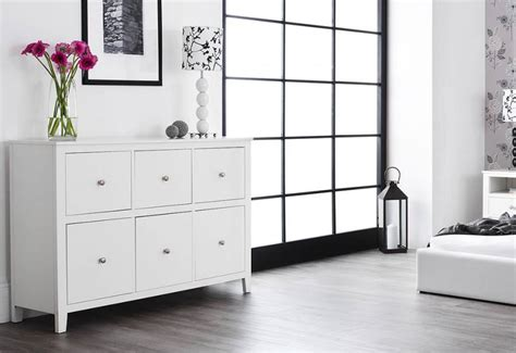 White Shaker Bedroom Furniture by Statement Furniture Bedroom Range White