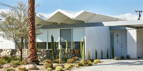 wexler house donald wexler steel house roofline palm springs