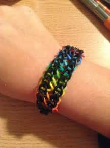 cool rubber band bracelet colors www imgkid the