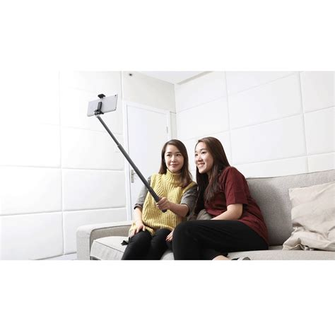 Xiaomi Yi Monopod Bluetooth Bluetooth Shuter xiaomi ipearl bluetooth monopod with wireless shutter for