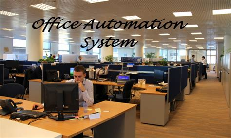Office Automation Office Automation Project Free Year Project S