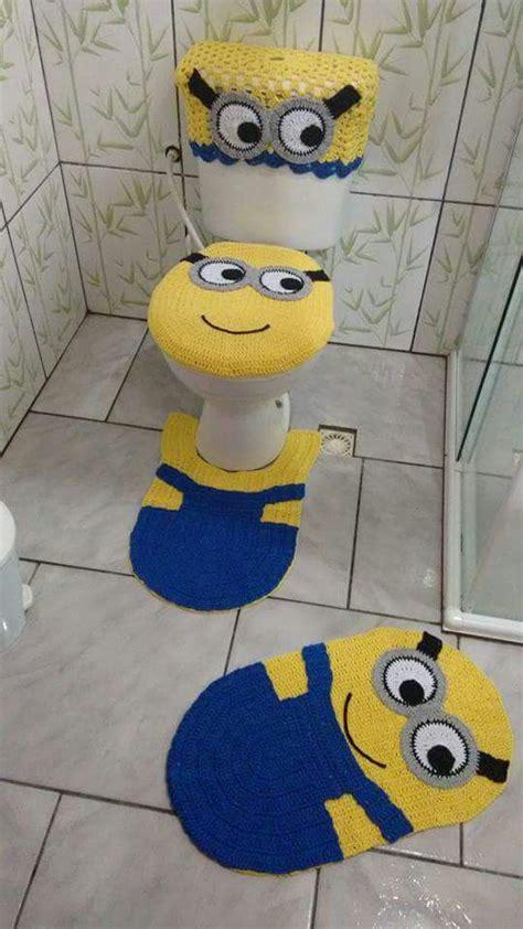 minion bathroom 25 unique crochet minions ideas on pinterest minion