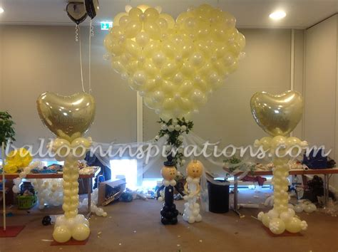 Balloons And Weddings Ballooninspirations Com Balloon Centerpieces For Weddings