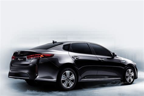 How Much Are Kia Optimas Kia Optima K5 Hybrid Revealed Speed Carz