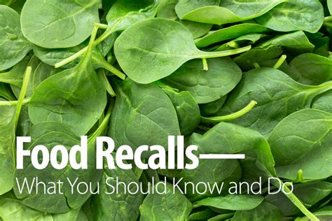 food recalls food recalls what you should and do
