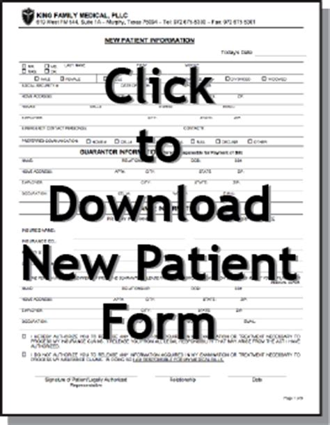 medical billvoice template standard history free new patient