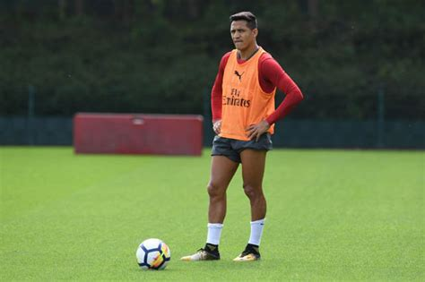 alexis sanchez distance covered arsenal news alexis sanchez has not covered himself in