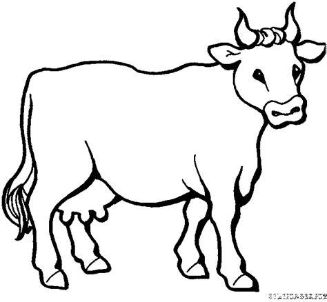 Coloriage Vaches Gratuit 1471 Animaux