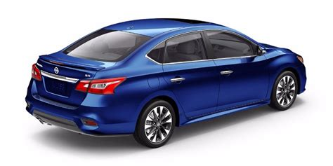 2017 Nissan Sentra Paint Color Options