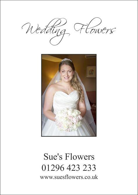 wedding studio brochure florist wedding brochures