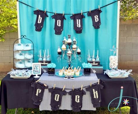 Baby Boy Themes | 50 amazing baby shower ideas for boys baby shower themes