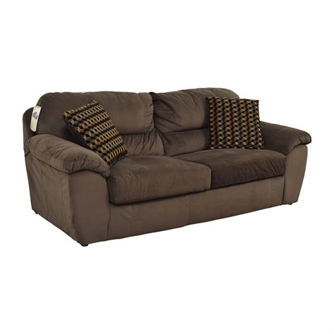 Bobs Furniture Couches by 57 Bob S Furniture Bob S Furniture Brown Bailey Two