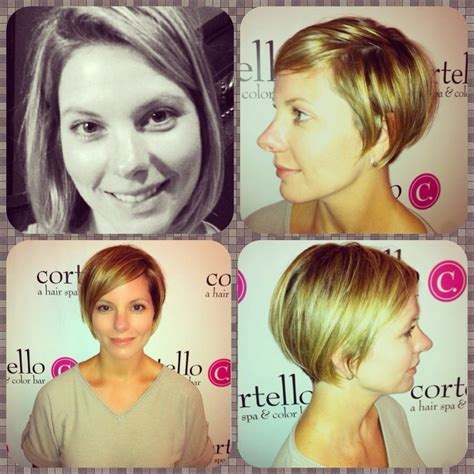 short haircuts before and after pixie haircuts before and after short pixie haircuts