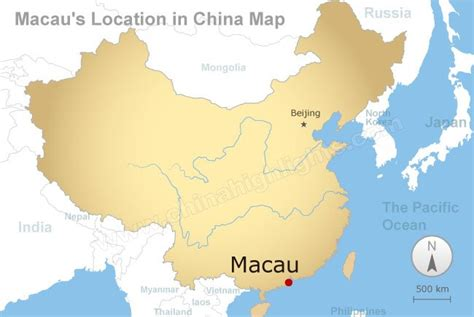 where is macau located on the world map macau maps maps of macau s location and attractions