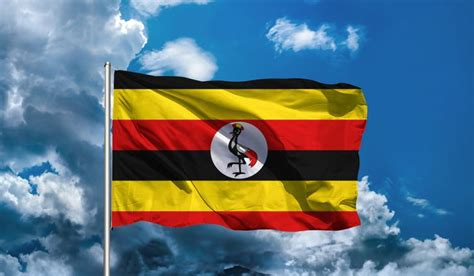 what do the colors on the flag what do the colors and symbols of the flag of uganda