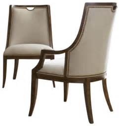 contemporary upholstered dining room chairs sunset canyon upholstered chair contemporary dining chairs by carolina rustica