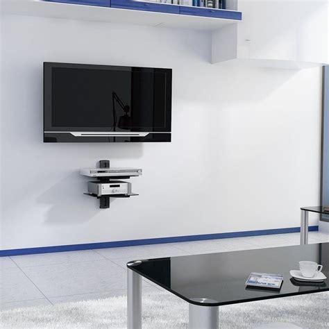 Amazon Com 2xhome Tv Wall Mount With Shelf Up To 85 Tv Wall Mount Shelves