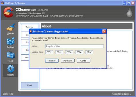 ccleaner activation key ccleaner v5 00 serial number keygen