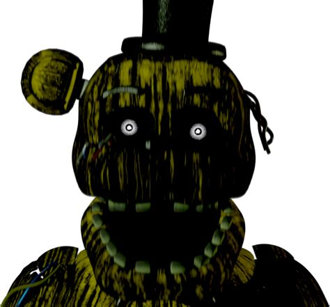 five nights at freddy s coloring book great coloring pages for and adults unofficial edition books five nights at freddy s 3 phantom goldenfreddy png by