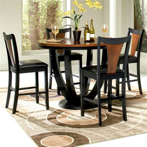 counter high dining room sets alliancemv com high top dining table set counter height dining sets youll