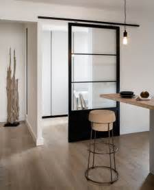 Metal Doors With Glass 33 Stylish Interior Glass Doors Ideas To Rock Digsdigs
