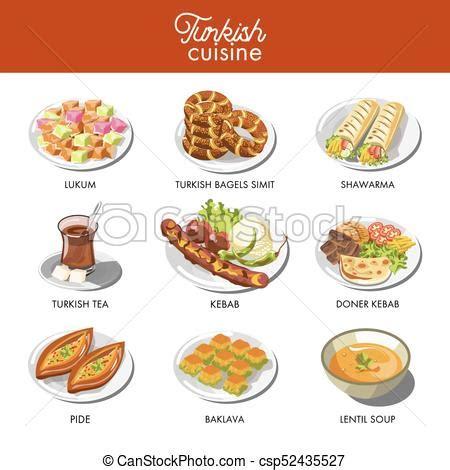 cuisine turc traditionnel nourriture cuisine traditionnel plats turc