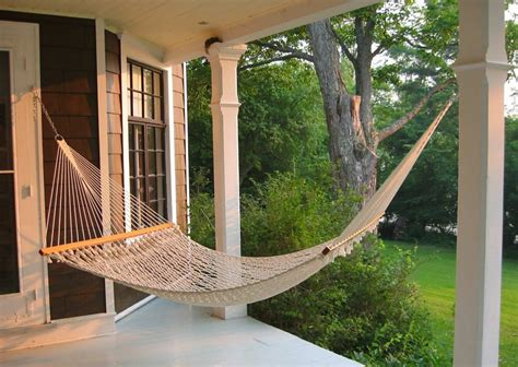 Porch Hammock A Dose Of Southern Comfort Home Recipes Part 1