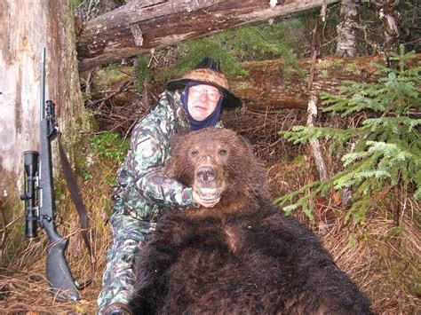 Kaos Big Size Bigman Attack grizzly recorded alive grizzly