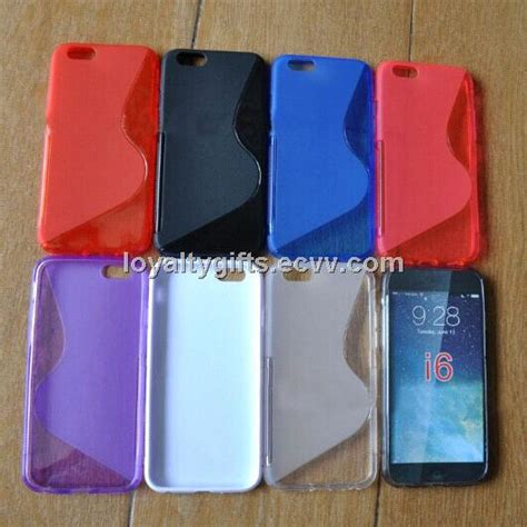 Iphone 6 Sea Wave Tpu s line wave stand hybrid silicone rubber tpu gel