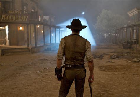 Cowboy Film Daniel Craig | wondercon cowboys aliens presentation collider