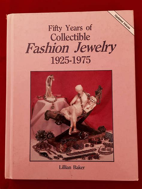 Vintage Fashion Jewelry Book 50 Years Of Collectible Jewelry