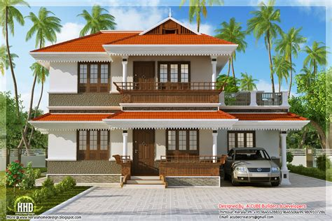 kerala model home plan in 2170 sq indian house plans