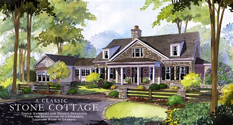 stephen fuller home plans stephen fuller designs stone cottage