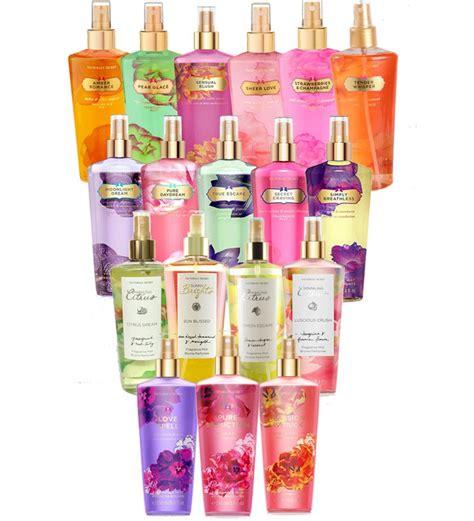 Parfum Secret Singapore victorias secret mist 250ml 18 flavours