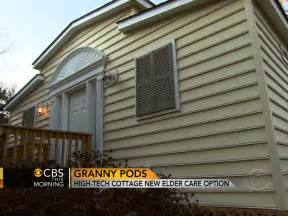 Granny Pods by Quot Granny Pods Quot Inside Housing Alternative For Aging Loved