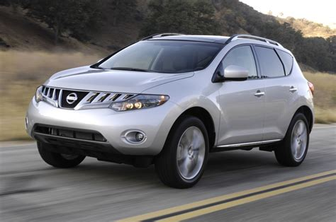 2009 nissan murano quot 360 176 value package quot launched