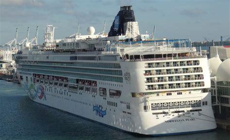 Norwegian Pearl Cruise Ship Profile