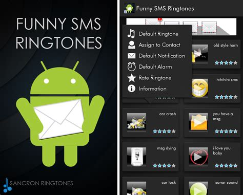 ringtones for android phone top 5 android ringtone apps to make your phone