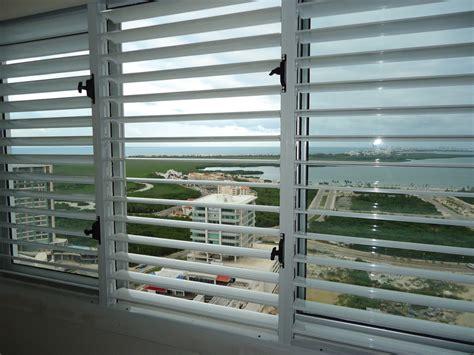 ventanas de aluminio con persianas diarios de casas ventanas miami