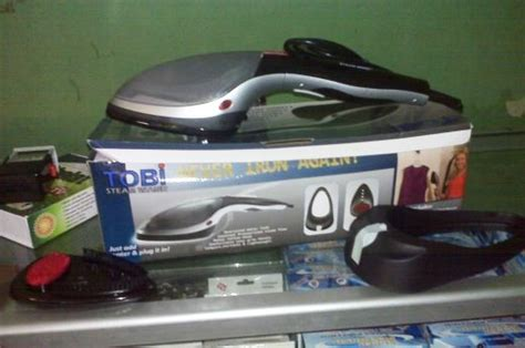 Travel Steam Wand Setrika Uap setrika uap tobi steam wand travel murah asli as
