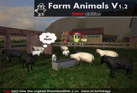 fs 2013 farm animals complete collection v 1 0 objects