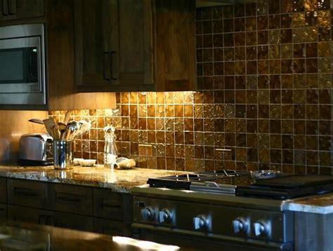 red kitchen tile backsplash i like the idea of a gold backsplash in a coral red