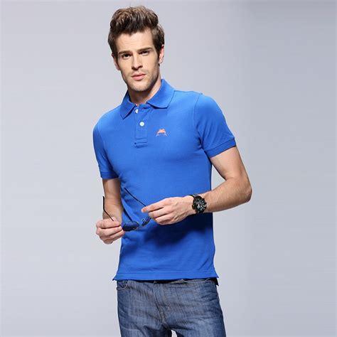 Manset Badan Polos Spandex 2 navy blue cotton spandex polo shirt embroidery stock lot
