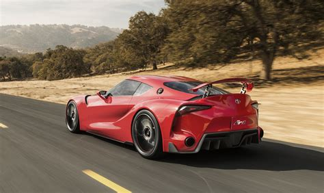 future toyota toyota ft 1 concept previews supra successor photos 1