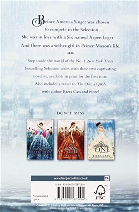 0007587090 the selection the selection libro the selection stories the prince and the guard the