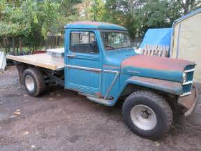 1962 Jeep Willys Truck 1962 Willys Jeep Truck Up Truck 4x4
