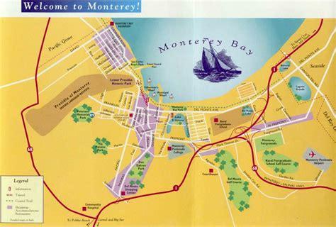 map monterey ca ivec 2008