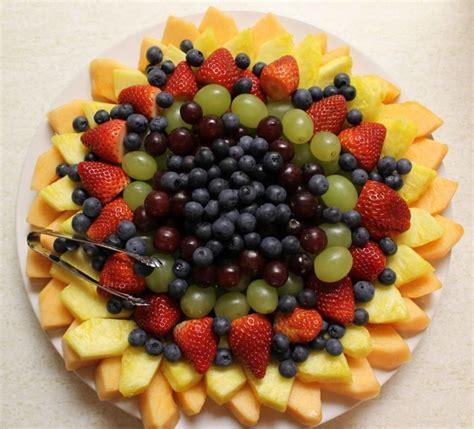 Trees Lapar 24 ide penyajian buah yang bikin lapar mata kamu nggak