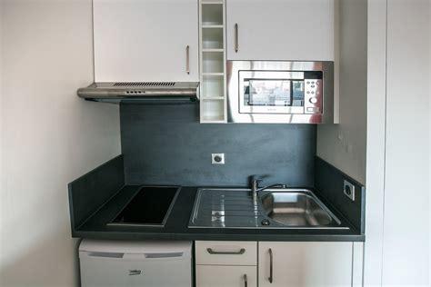 Dollyn Cabella Flat 3561 3 location studio meubl 233 rue lauriston ref 3561