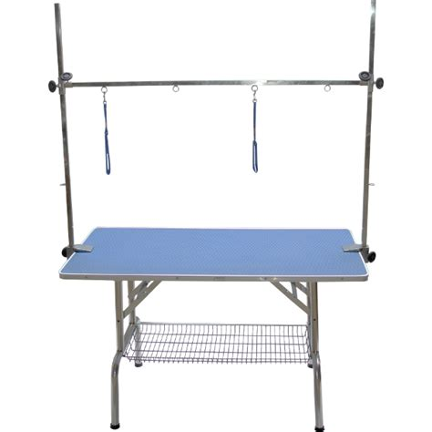 technogroom folding grooming table large scn 302a